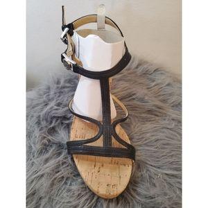 Michael Kors womens wedge sandals size 7